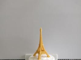 Eiffel Tower, PLA Gold